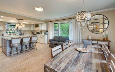 Een modern landelijk interieur voor je woonkamer; 6 kenmerken