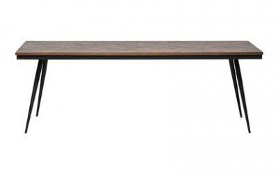 BePureHome Rhombic Eettafel 220 x 90 cm
